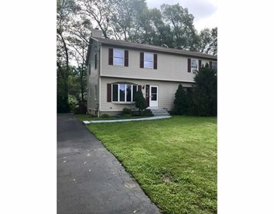 27 County Street UNIT A, Worcester, MA 01604 - MLS#: 72398604