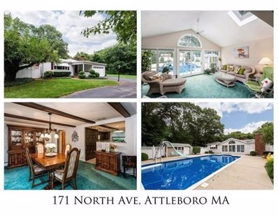 171 North Ave, Attleboro, MA 02703 - MLS#: 72398619