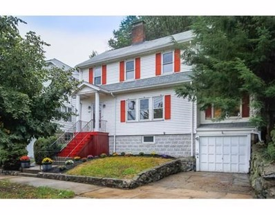 417 Summer St, Arlington, MA 02474 - MLS#: 72398684