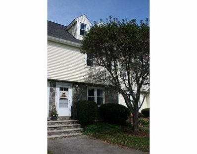 108 Merrimack Meadows Lane UNIT 108, Tewksbury, MA 01876 - MLS#: 72398855