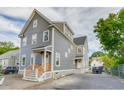51 Meyer Street UNIT 51, Boston, MA 02130 - MLS#: 72398883