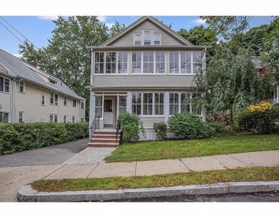 50 Mt Vernon Street UNIT 2, Arlington, MA 02476 - MLS#: 72398887