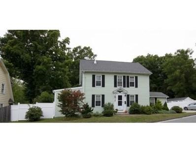 406 Pakachoag St, Auburn, MA 01501 - MLS#: 72398900