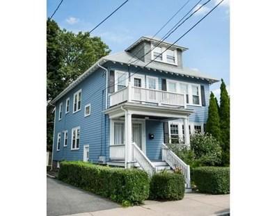 33 Zeller UNIT 1, Boston, MA 02131 - MLS#: 72398913