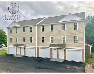 189 Lake Street UNIT 8, Weymouth, MA 02189 - MLS#: 72398967