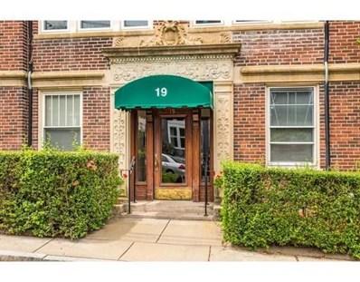 19 Colliston UNIT 8, Boston, MA 02135 - MLS#: 72398996