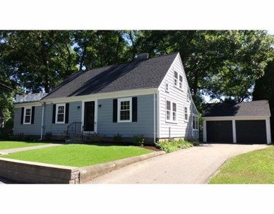 78 Woodard, Brockton, MA 02301 - MLS#: 72399047