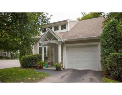 15 Reservoir Street UNIT 51, Mansfield, MA 02048 - MLS#: 72399096