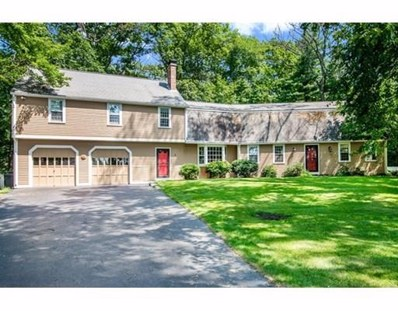8 Newton Street, Northborough, MA 01532 - MLS#: 72399138