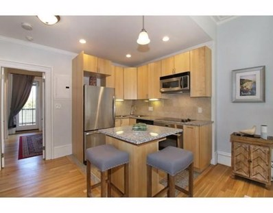 25 Dartmouth Street UNIT 3, Boston, MA 02116 - MLS#: 72399216