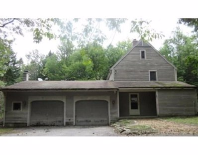 29 Ball Hill Road, Princeton, MA 01541 - MLS#: 72399289