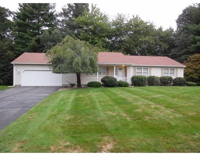 20 Holly Meadow Rd, Holyoke, MA 01040 - MLS#: 72399293