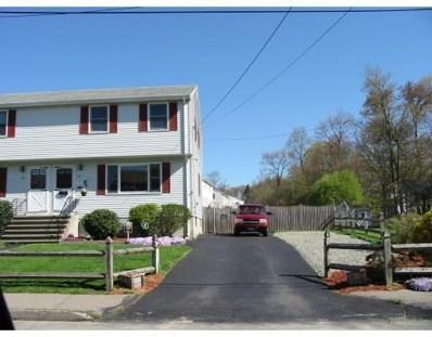 99 Emily Jeffers Road UNIT 99, Randolph, MA 02368 - MLS#: 72399399