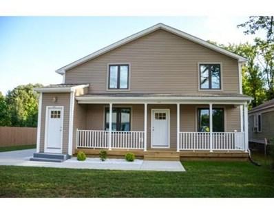 657-659 Mill St, Agawam, MA 01030 - MLS#: 72399605