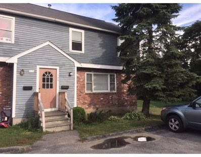 106 Harrington Way UNIT 106, Worcester, MA 01604 - MLS#: 72399675