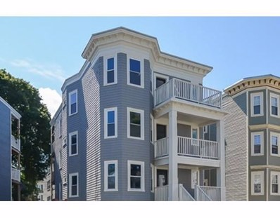 25 Saint Marks Rd UNIT 1, Boston, MA 02124 - MLS#: 72400052