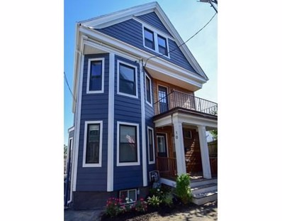 10 Florence Ter UNIT 1, Somerville, MA 02145 - MLS#: 72400502