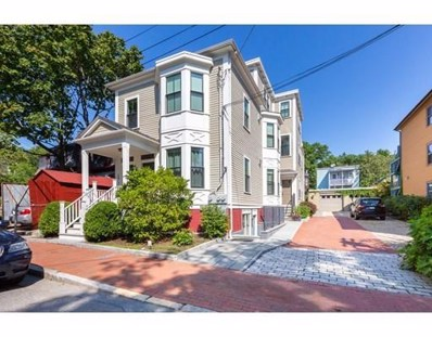 619 Franklin Street UNIT 3, Cambridge, MA 02139 - MLS#: 72400659