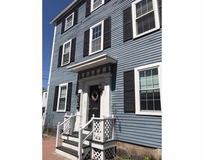 21 Pickman Street UNIT 3, Salem, MA 01970 - MLS#: 72400720