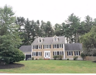 155 Satucket Trail, Bridgewater, MA 02324 - MLS#: 72400831