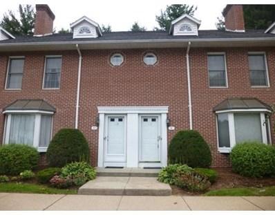 1 Mansion Woods Drive UNIT E, Agawam, MA 01001 - MLS#: 72400913