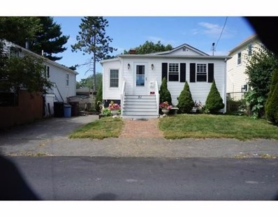44 Woodland Rd, Revere, MA 02151 - MLS#: 72401039
