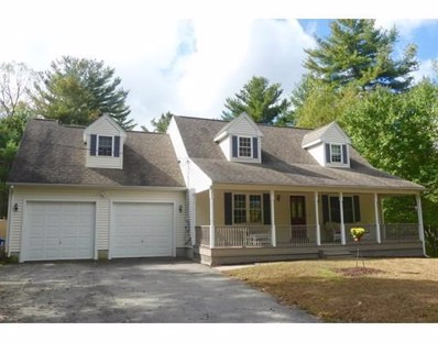 102 Coffey Hill Rd, Ware, MA 01082 - MLS#: 72401116