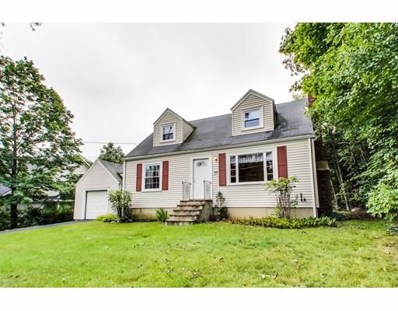 48 Marion St, Natick, MA 01760 - MLS#: 72401121