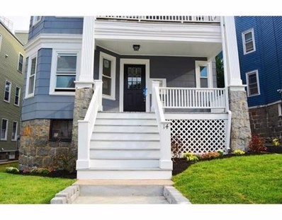 14 N Munroe Ter UNIT 1, Boston, MA 02122 - MLS#: 72401137