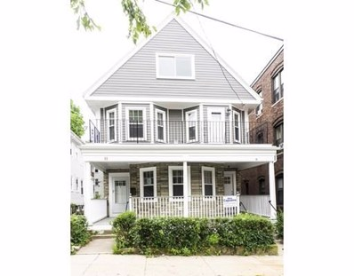 9-11 Woodside UNIT 1, Boston, MA 02130 - MLS#: 72401296