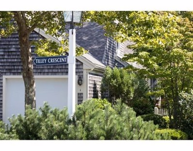1 Tilley Crescent UNIT 1, Plymouth, MA 02360 - MLS#: 72401315