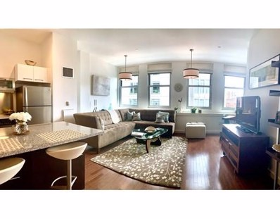 88 Kingston St UNIT 6C, Boston, MA 02111 - MLS#: 72401352