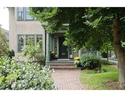 102 Lakeview Avenue, Cambridge, MA 02138 - MLS#: 72401363