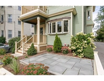 47 Fairmount Avenue UNIT 1, Somerville, MA 02144 - MLS#: 72401555