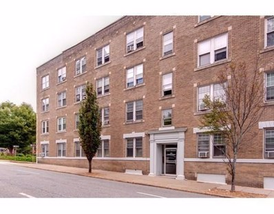 27 Irving St UNIT 2, Worcester, MA 01609 - MLS#: 72401581