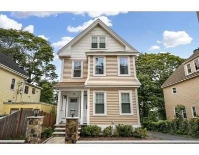 74 Birch St UNIT 2, Boston, MA 02131 - MLS#: 72401670