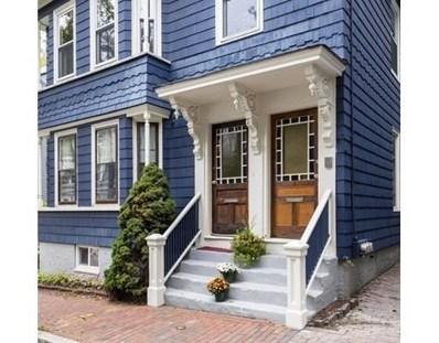 5-7 Flagg Street UNIT 5\/1+5\/2, Cambridge, MA 02138 - MLS#: 72401771