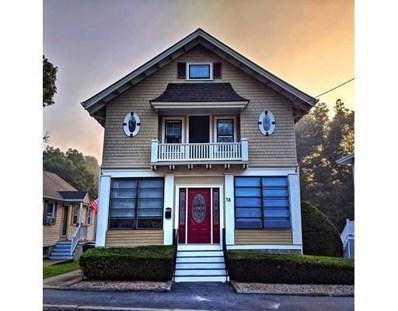 58 Appleton Street, Salem, MA 01970 - MLS#: 72401831