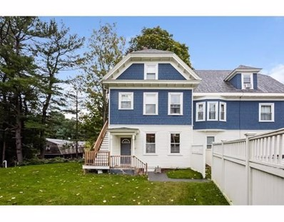 740 Salem UNIT 1, Groveland, MA 01834 - MLS#: 72401859