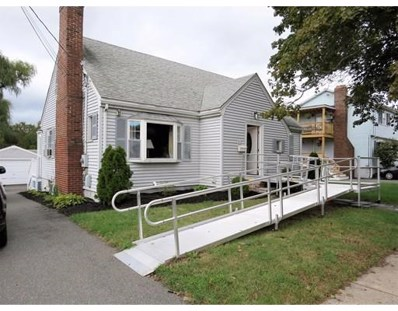 443 Central St, Saugus, MA 01906 - MLS#: 72401890