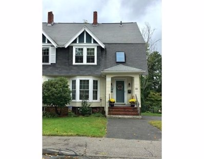 33 Oak St UNIT 33, Hopedale, MA 01747 - MLS#: 72402000
