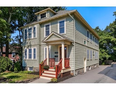 107 Saint Rose St UNIT 1, Boston, MA 02130 - MLS#: 72402009