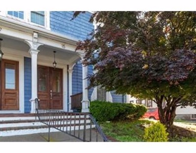15-17 Phipps St UNIT 1, Quincy, MA 02169 - MLS#: 72402108