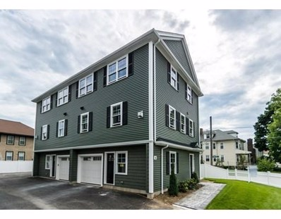 46 Summer Street UNIT 1, Waltham, MA 02451 - MLS#: 72402160
