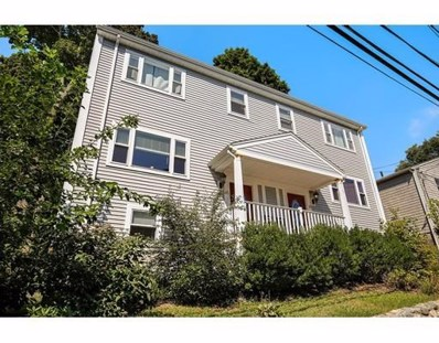 60-62 Dunboy Street UNIT 62, Boston, MA 02135 - MLS#: 72402243