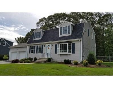 119 Leawood Ln., Attleboro, MA 02703 - MLS#: 72402268
