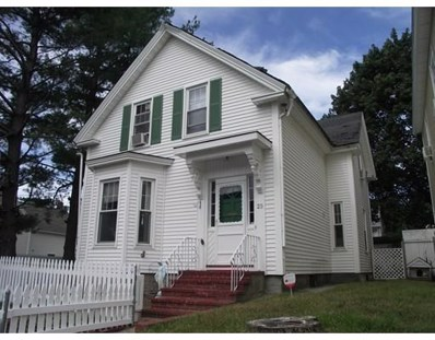 23 Marsh St, Lowell, MA 01854 - MLS#: 72402528