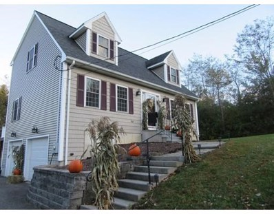 5 Pleasant View Rd, Spencer, MA 01562 - MLS#: 72402625