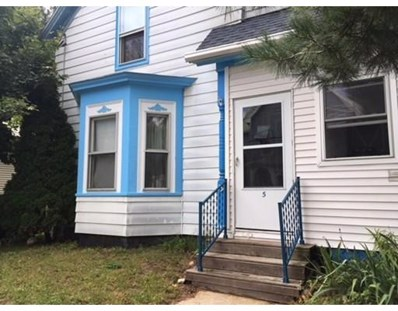 5 Congress Place, Fitchburg, MA 01420 - MLS#: 72402643