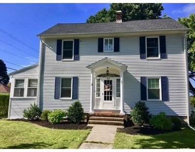33 Edmands Rd, North Andover, MA 01845 - MLS#: 72402683